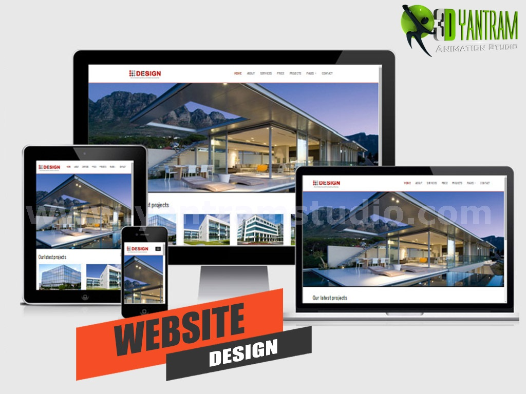 Yantram Studio - Website Design / Development Services by Yantram Digital Media Agency, New York - USA