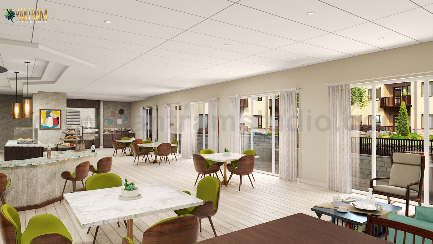 Yantram Studio - Residential Community Amenities area of Interior Design Firms by Interior Design Studio, Rio Rancho -  New Mexico