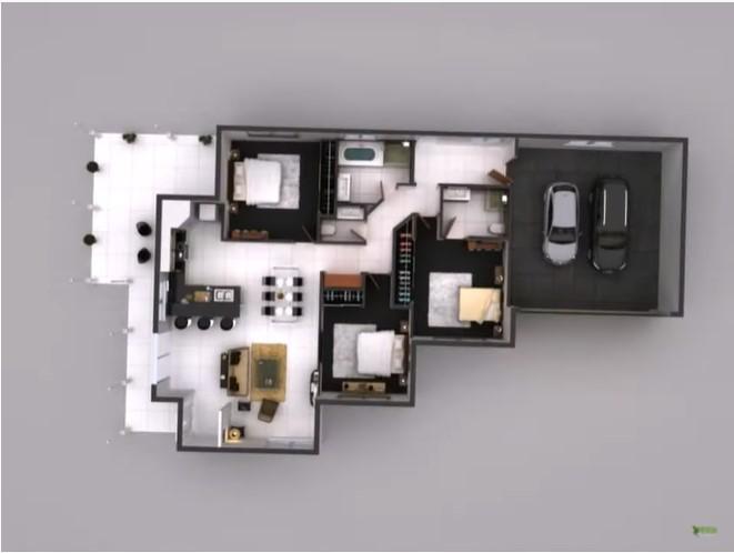 Yantram Studio - Interactive 3D Floor Plan, 360 Virtual Tours for Home Interior Plan Baltimore, Maryland