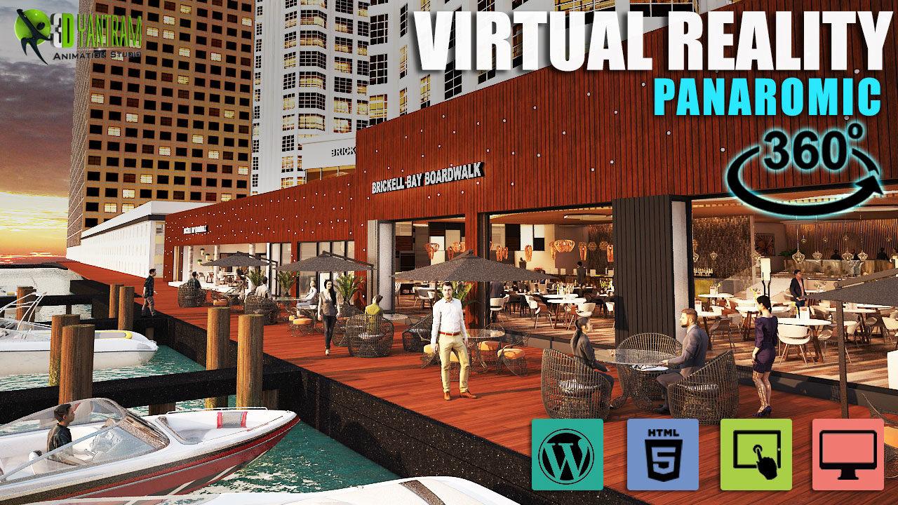 Yantram Studio - 360 web based virtual reality application developed by virtual reality development companies, Meridian – Idaho.