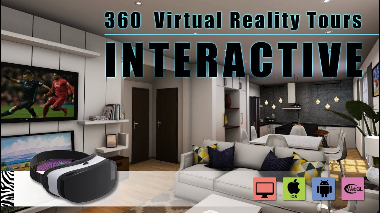 Yantram Studio - Interactive 360 Virtual Reality Tours walkthrough & Mobile App Development - (Unity3D, Android, iOS) Mesquite, Nevada