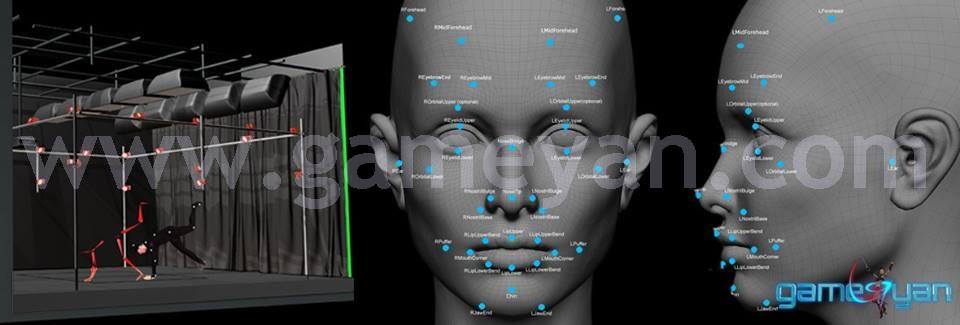 GameYan Studio - Motion Capture for Animation by Gameyan Studio