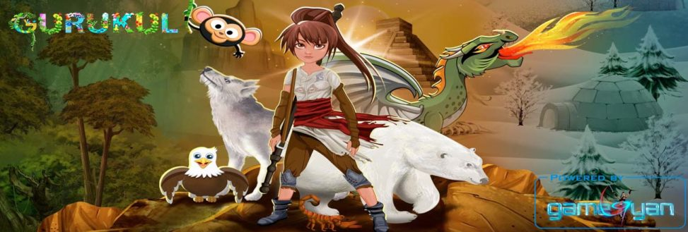 GameYan Studio - Gurukul Game Character Design By GameYan Animation Movie Production Companies