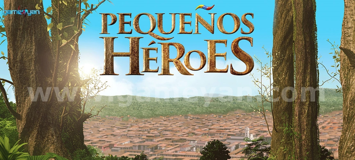 GameYan Studio - Pequenos Heroes tv cartoon film series by Animation Movie Production Companies