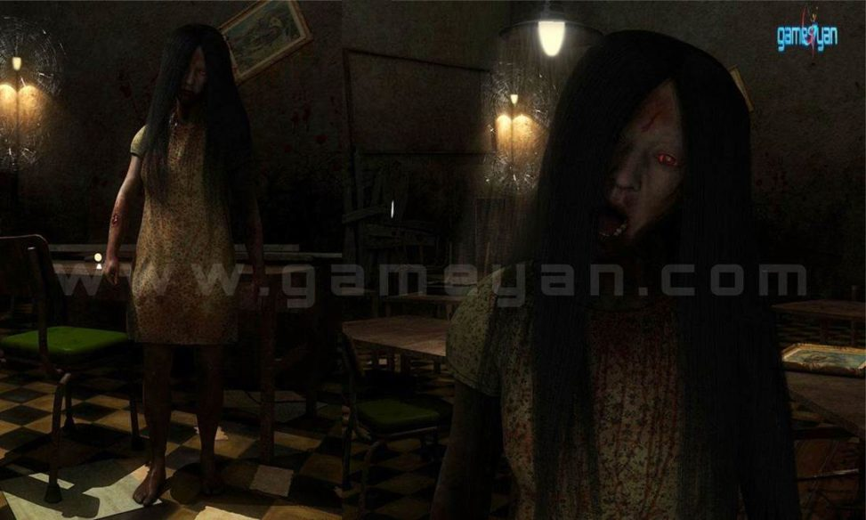 GameYan Studio - 3D Horror Character Model and Animation By GameYan Post Production Animation Studio