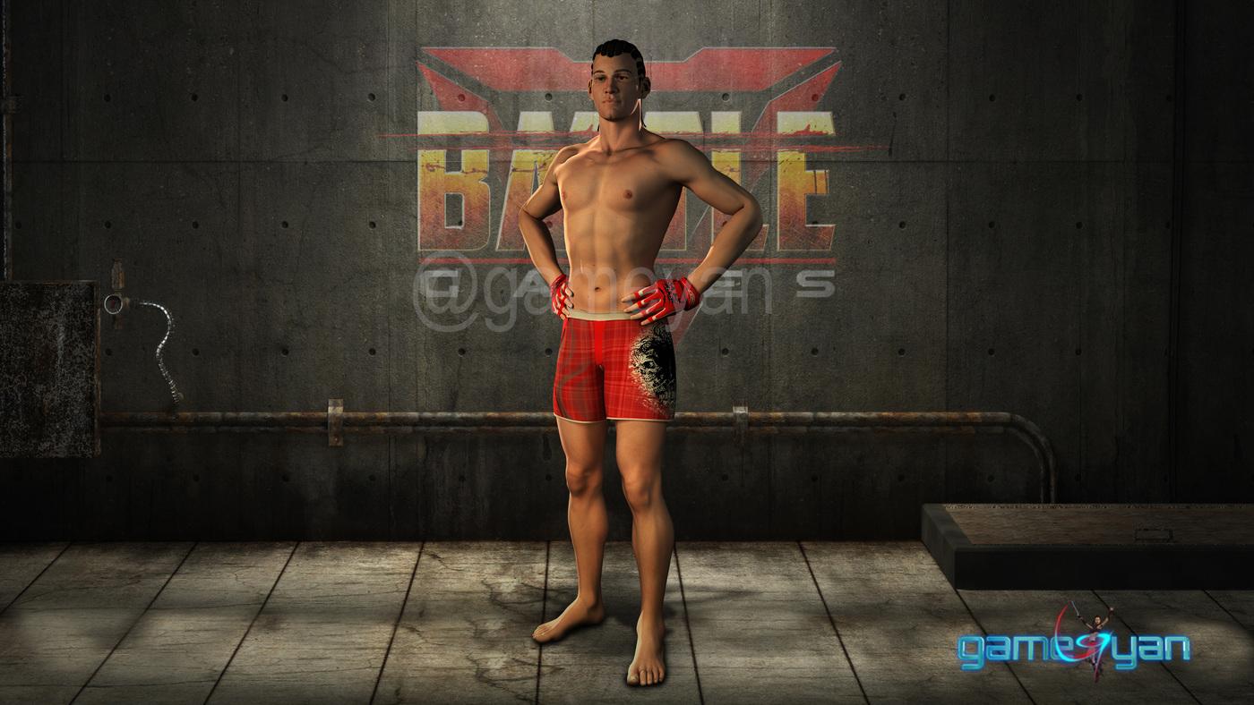 GameYan Studio - MMA Multiplayer Fighting Games