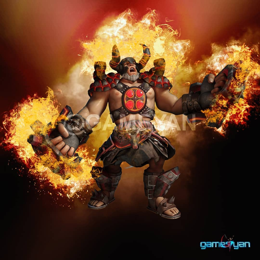 GameYan Studio - Cinematic 3D Character Modeling For Chrono Blade Game by Gameyan 3D Game Art Studio