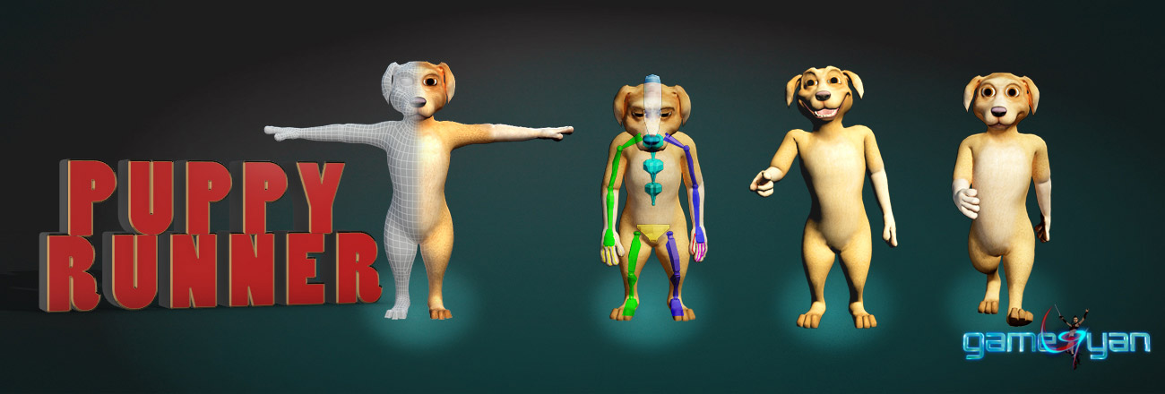 GameYan Studio - Puppy Runner Game Development By gameyan Development Company,  Philadelphia – Pennsylvania