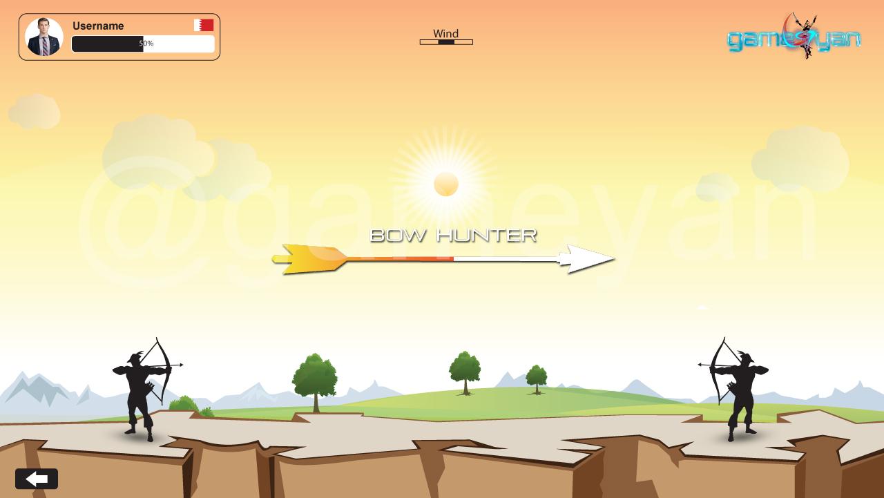 GameYan Studio - Bow Hunter – 2D multiplayer Game by 3D Game Art Studio – Austin, Texas