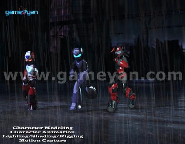 Gameyan Studio - 3d Character Animator - Find Creatives